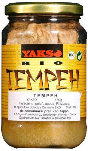 Tempeh in Vetro 175g BIO