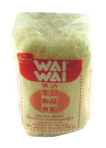 Vermicelli di Riso Waiwai 400g