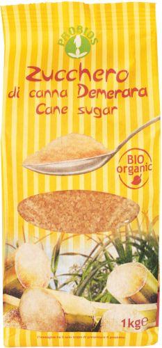 Zucchero demerara 1 kg BIO (min. acquisto 10 pezzi)