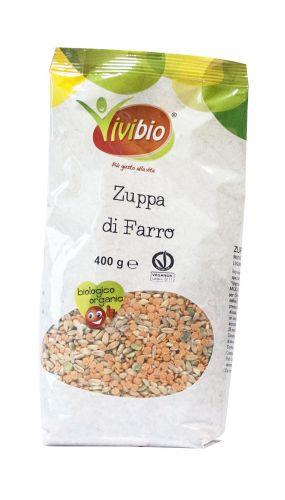 Zuppa di Farro 400g BIO
