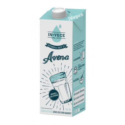 In-Vece del latte di avena 1lt senza glutine