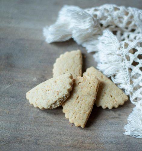 Biscotti Mele e Miele (senza uova)