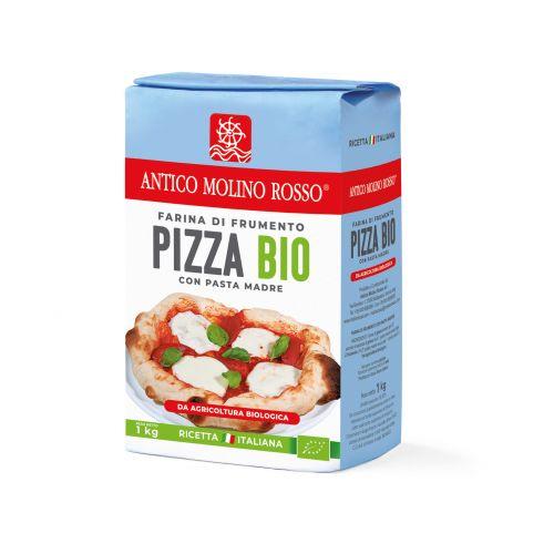 Mix per pizza 1 kg BIO  (min. acquisto 10 pezzi)