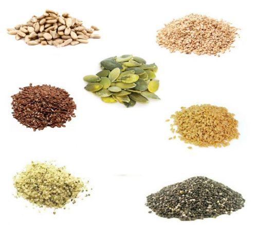 MixSeeds (miscela di 7 semi oleosi) 100g
