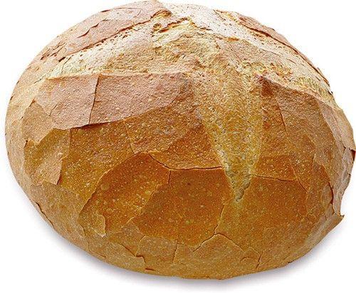 Pane casereccio di frumento 1 kg BIO  (min. acquisto 6 pezzi)