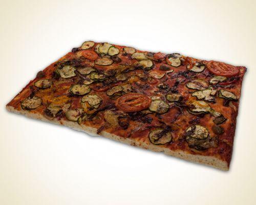 Pizza senatore cappelli alle verdure senza formaggio 2.1 kg BIO  (min. acquisto 6 pezzi)