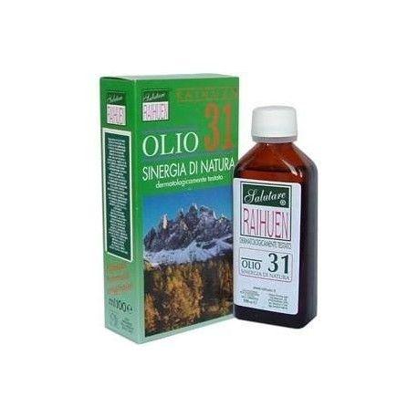 Olio 31 100 ml (6 pezzi)