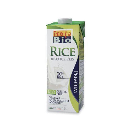Rice natural premium 1 L BIO senza glutine  (min. acquisto 10 pezzi)