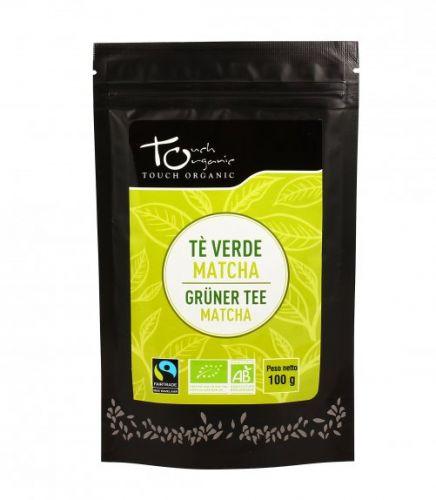 Tè verde matcha 50 g BIO  (6 pezzi)