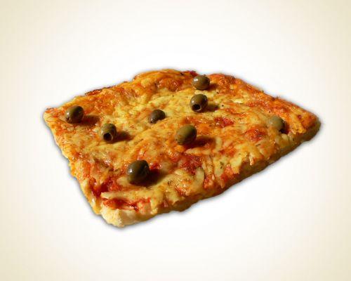 Pizza di farro alle verdure 2.1 kg BIO  (6 pezzi)
