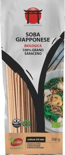 Soba Giapponese 100% grano saraceno 200g BIO