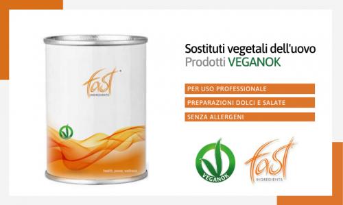 Sostitutivo uovo intero 100% vegetale (Veggfast Total)