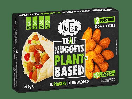 Nuggets vegan 200g senza glutine