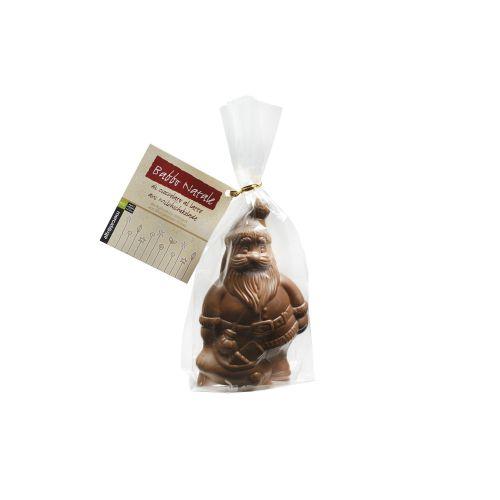 Babbo Natale Di Cioccolato Al Latte Bio 140 g (min. acquisto 10 pezzi)