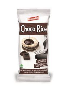 MiniGallette Riso Ric. Ciocc. Fondente (4 gallettine) 16 g