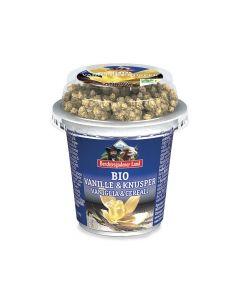Frutta e cereali: vaniglia con muesli 150 g BIO  (min. acquisto 10 pezzi)