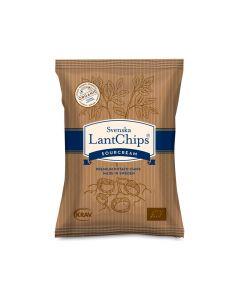 Patatine lantchips sour cream 100 g BIO  (min. acquisto 10 pezzi)