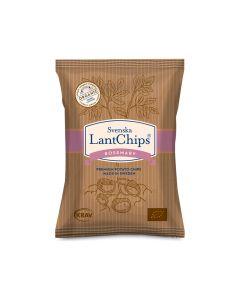 Patatine lantchips al rosmarino 100 g BIO  (min. acquisto 10 pezzi)