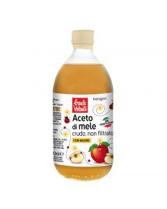 Aceto di mele non filtrato 500 ml BIO