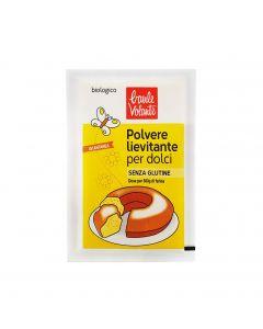 Polvere Lievitante per dolci (3 bustine) 54g BIO senza glutine