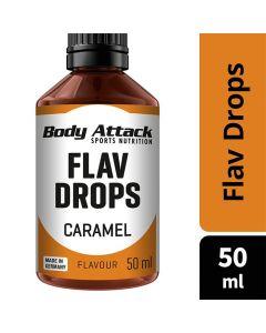 Aroma Flav Drops Caramel 50 ml
