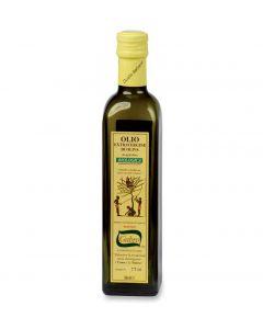 Olio extravergine di oliva 500 ml BIO  (6 pezzi)