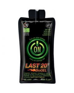Last 20' gel energetico - senza caffeina 30 g BIO senza glutine