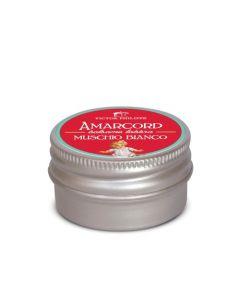 Amarcord balsamo labbra muschio bianco 10 g BIO  (min. acquisto 10 pezzi)