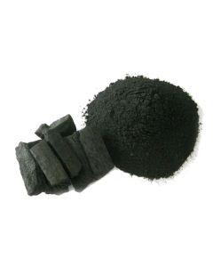 Carbone vegetale in polvere (farina di carbone) 100g