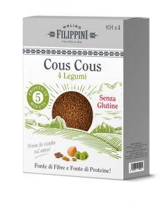 Cous cous 4 legumi 375g