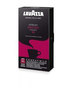 """Lavazza """" DECISO"""" 100 capsule caffè compatibili Nespresso"""