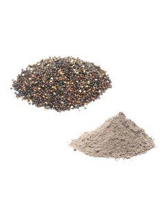 Farina di Quinoa nera 25kg BIO