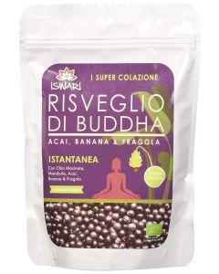 Risveglio di buddha açai - banana e fragola 360 g BIO senza glutine