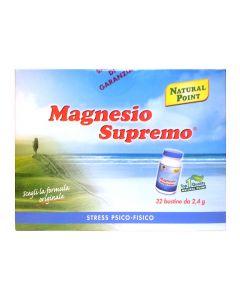 Magnesio supremo - bustine monodose 32x2,4 g BIO