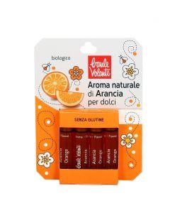 Arancia (aroma naturale) 8ml (4x2ml) BIO