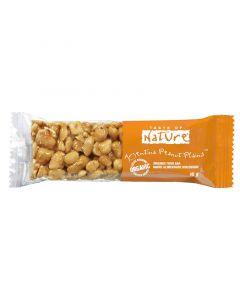 Barretta arachidi 80 g BIO senza glutine  (min. acquisto 10 pezzi)