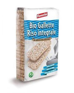BioGallette Riso Sottili Rettangolari 130 g
