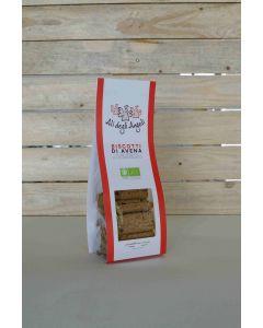 Biscotti di Avena con Gocce di Cioccolato 200g BIO