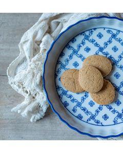 Biscotti senza zucchero vegan