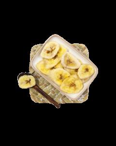 Banana Chips (Zuccherato) 40 G Eco Box (min. acquisto 10 pezzi)