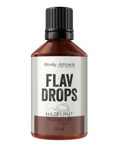Aroma Flav Drops Hazelnut 50 ml