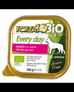 Patè al manzo per cani adulti 300 g BIO