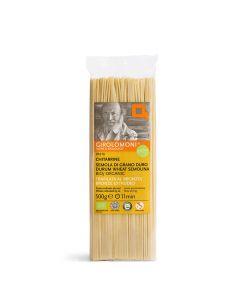 Chitarrine di grano duro 500 g BIO  (min. acquisto 10 pezzi)
