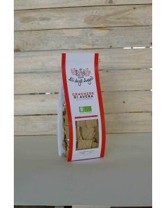 Crackers di Avena con Sesamo 200g BIO
