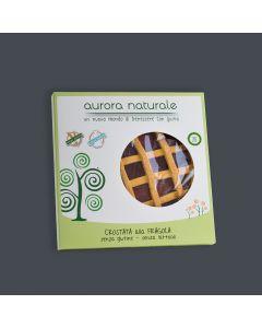 Crostata alla Fragola senza glutine 450g di Aurora Naturale