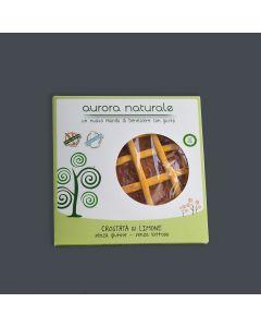 Crostata Al limone senza glutine 450g di Aurora Naturale