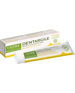 Dentargile - dentifricio limone all'argilla 100 g BIO