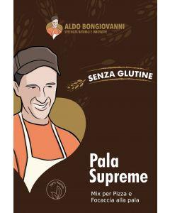 Pala Supreme - Miscela per Pizza alla Pala Senza Glutine 350g