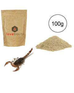 Farina di Scorpione 100% pura 100g