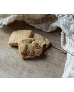 Biscotti Vegan Farro e Uvetta